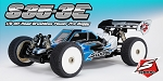 SWORKz S35-3E 1/8 BrushLess Power Pro Buggy Kit